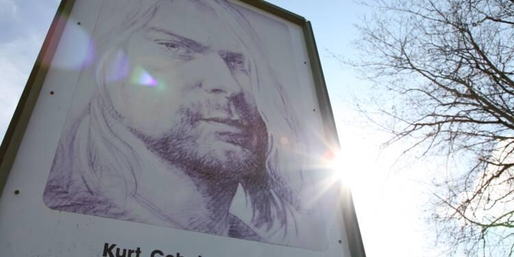 """La musique de Kurt Cobain reste """"hors du temps"""""""