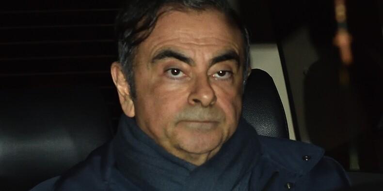Carlos Ghosn avait un informaticien personnel, il a été perquisitionné