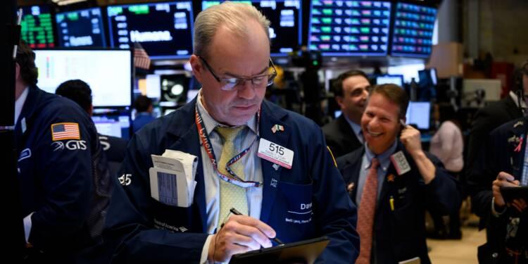 Wall Street au plus haut de l'année après le rapport sur l'emploi américain