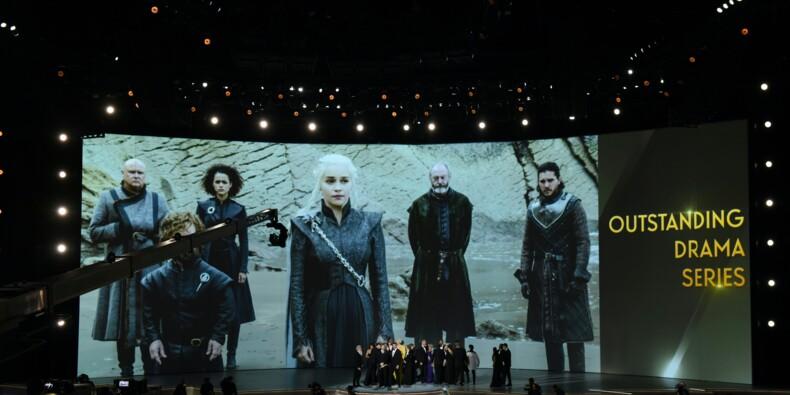 """Au sommet de sa popularité, la série """"Game of Thrones"""" s'achève"""