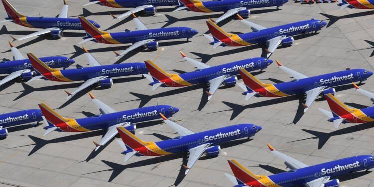 737 Max : Boeing plombé par des annulations de vols en cascade