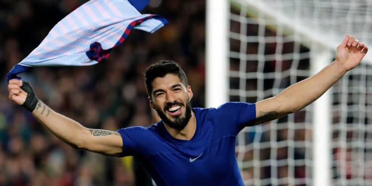 Espagne: le Barça fait plier l'Atlético pour plier la Liga