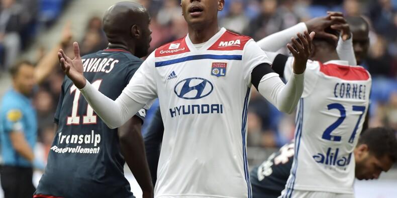 Ligue 1: Semaine d'humiliations à Lyon