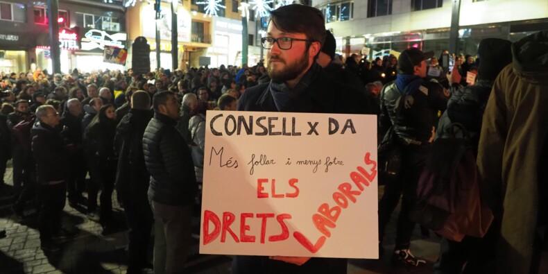 Les Andorrans votent pour leur nouveau gouvernement
