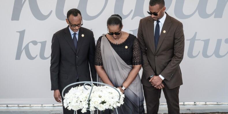 """Le Rwanda uni comme une """"famille"""", 25 ans après le génocide"""