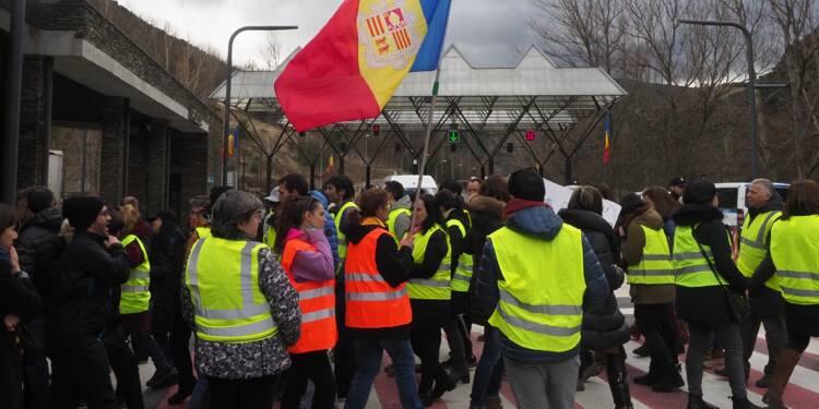 Andorre: le centre-droit gagne les élections, mais perd la majorité