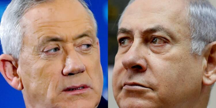 Elections en Israël: Netanyahu et Gantz donnent le dernier coup de collier