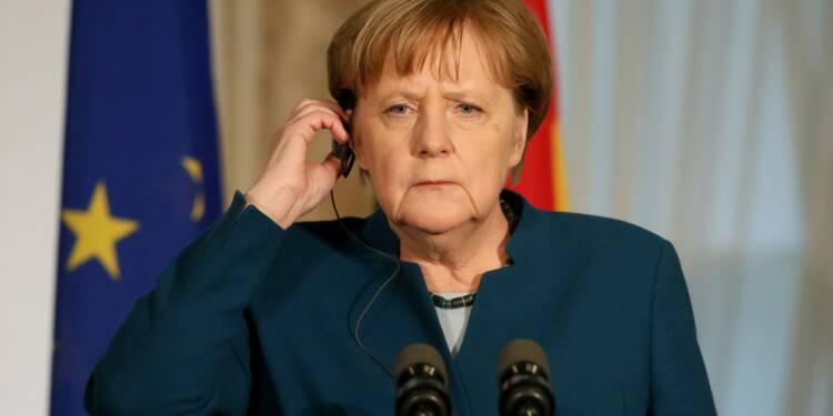 Le FMI voit la zone euro plombée par l'Allemagne et l'Italie