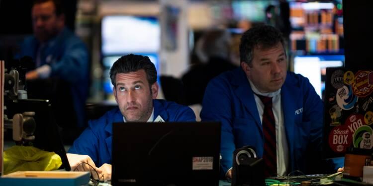 Wall Street en petite baisse à l'approche de la saison des résultats