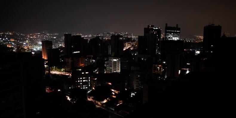 Nouvelle panne d'électricité générale au Venezuela