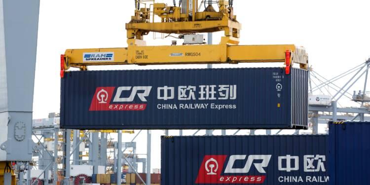 """Brexit: la Chine et les Etats-Unis pourraient profiter largement d'un """"no deal"""""""