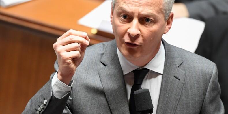 """Le projet de référendum contre la privatisation d'ADP fait """"le jeu des populismes"""" (Le Maire)"""