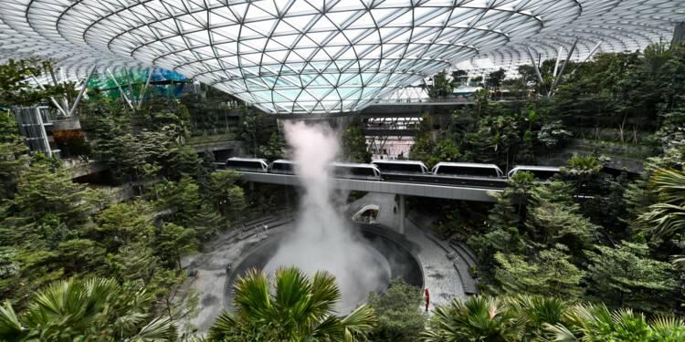 Le coût exorbitant des attractions de l'aéroport de Singapour