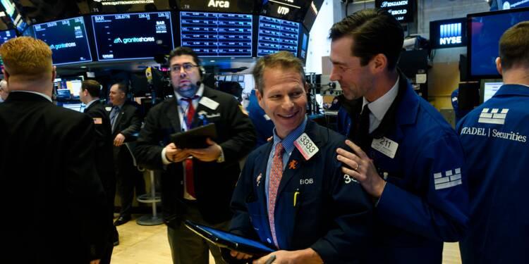 Wall Street entame d'un bon pied la saison des résultats d'entreprises
