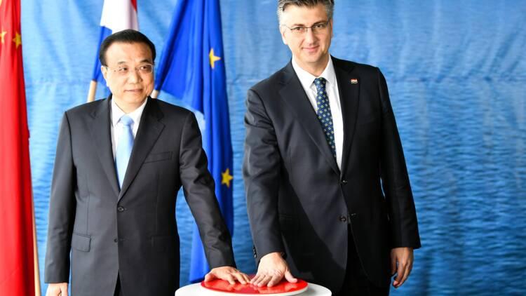 La Chine courtise l'Europe de l'est, sous l'oeil inquiet de Bruxelles