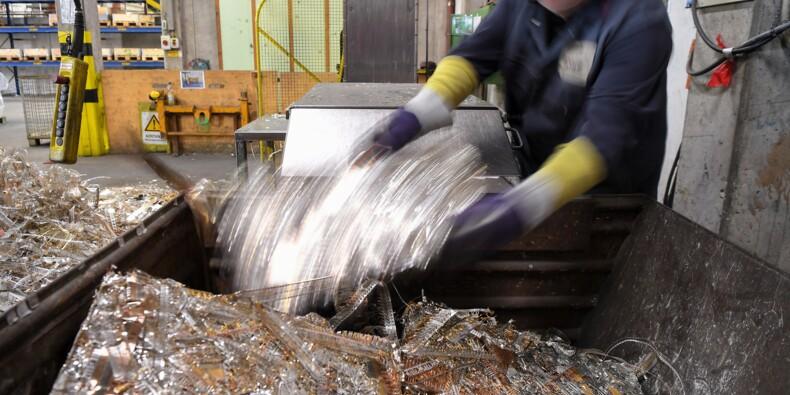 Dans l'usine allemande Agosi, la deuxième vie en or des déchets industriels