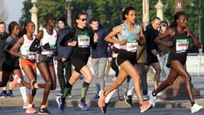 Marathon de Paris: dans l'oeil du cyclone, Calvin bat un record en sursis