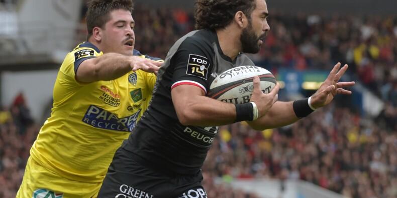 Top 14: Toulouse remporte un match fou contre Clermont