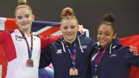 Championnats d'Europe: De Jesus Dos Santos, visage gagnant et ambitieux de la gym française