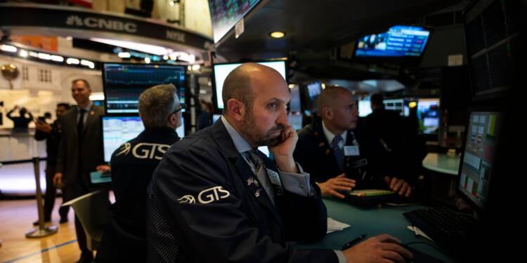 Wall Street hésite sur la direction à suivre après les résultats de Goldman et Citi