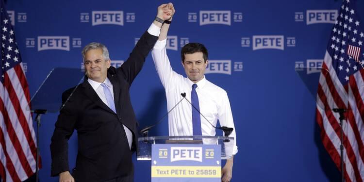 Pete Buttigieg, star montante des démocrates, se lance vers la Maison Blanche