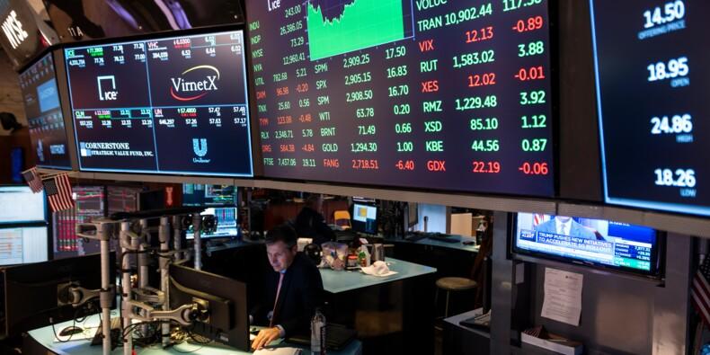 Wall Street monte à l'ouverture après des résultats d'entreprises solides
