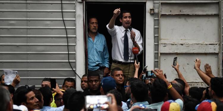 Venezuela: les bâtons du pouvoir dans les roues de Juan Guaido