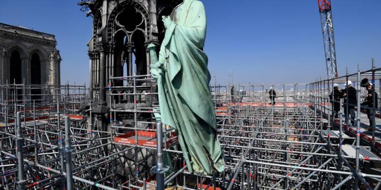 Notre-Dame de Paris: les dons encouragés par une fiscalité avantageuse