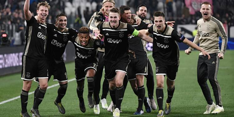 Ligue des Champions: On n'arrête plus l'Ajax!