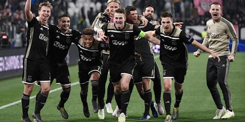 Ligue des Champions: On n'arrête plus l'Ajax!