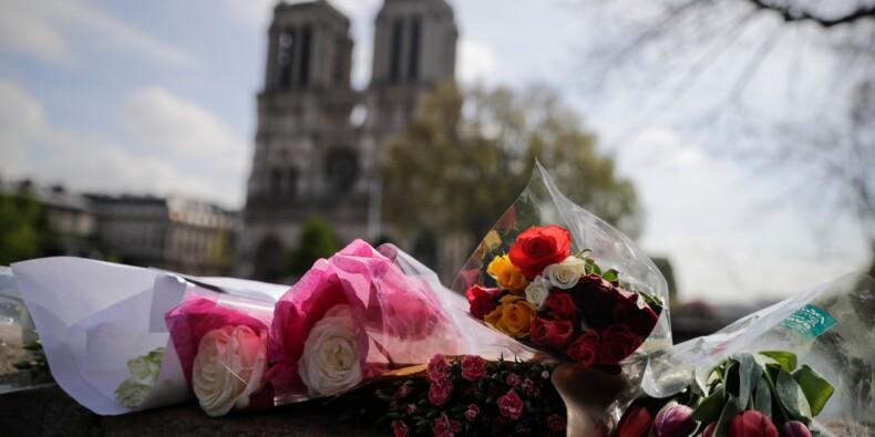 """Notre-Dame: Philippe annonce des mesures pour tenir """"le défi immense"""" des 5 ans"""