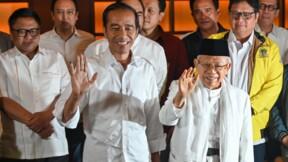 Présidentielle en Indonésie: manifestations interdites, l'opposition rejette les résultats