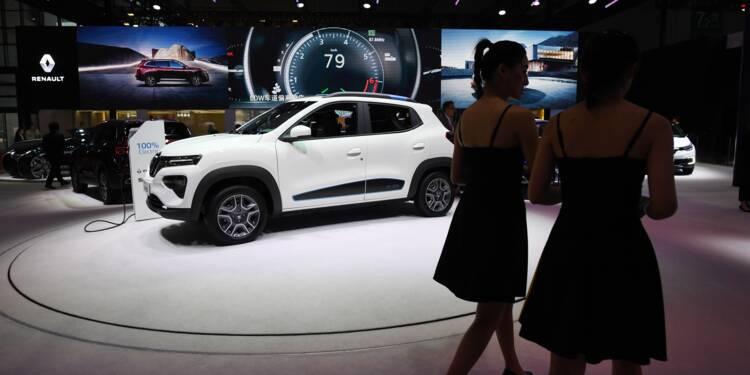 Renault met le paquet sur la Chine