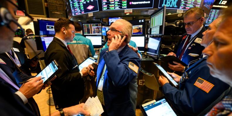Wall Street termine sur une note contrastée, à l'image des résultats d'entreprises