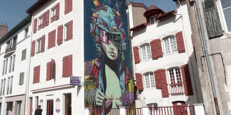 Bayonne: nouveau rendez-vous du street art