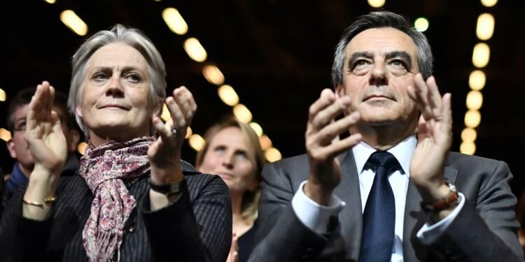 Affaire Pénélope Fillon : vers un procès pour l'ex-Premier ministre et son épouse fin 2019 ?