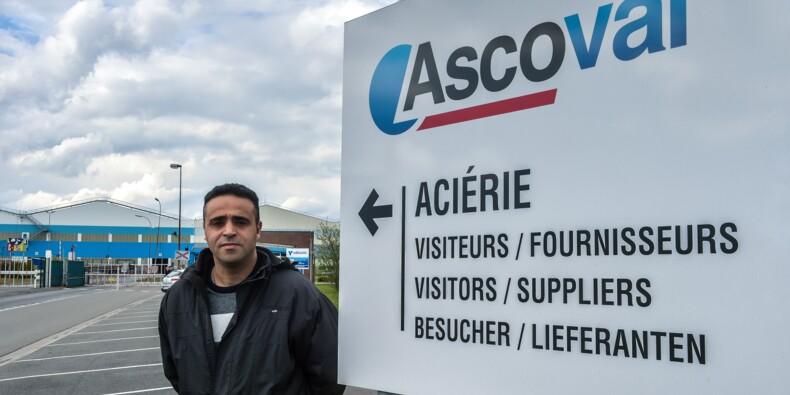 Ascoval: audience de la dernière chance, le PDG de l'aciérie confiant