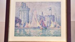 Volé en France, un tableau de Signac retrouvé en Ukraine