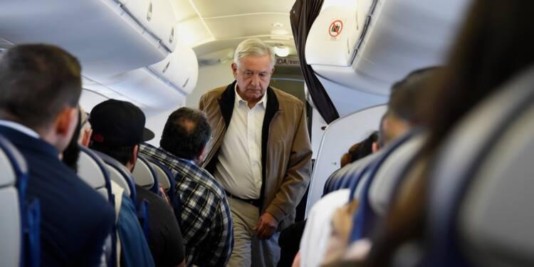 La construction du nouvel aéroport de Mexico débutera lundi (président)