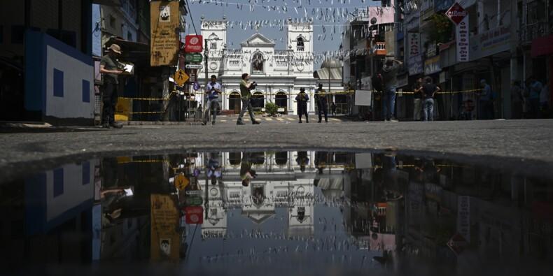 """Attentats au Sri Lanka: les églises catholiques fermées """"jusqu'à nouvel ordre"""""""