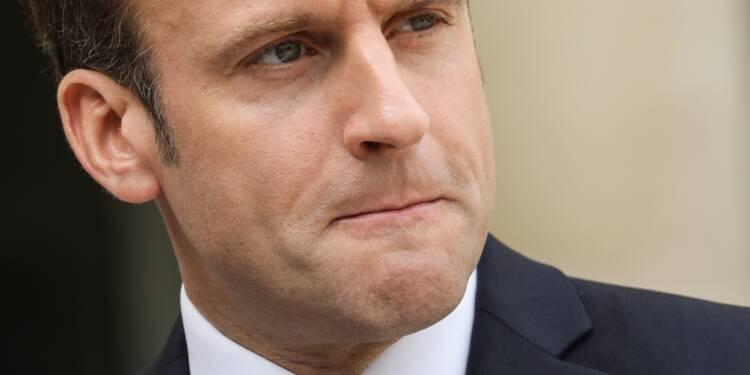 Face aux Français, Macron lance l'acte II de son quinquennat