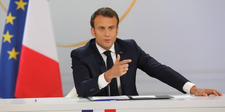 """Macron: """"les transformations en cours ne doivent pas être arrêtées"""""""