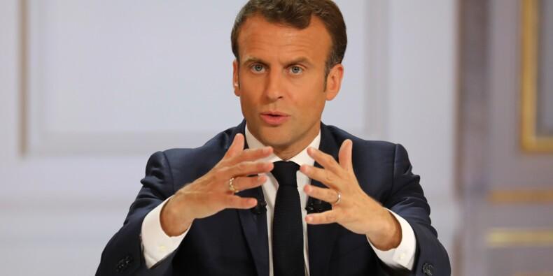 Travailler plus: Macron évoque un allongement de la durée de cotisation