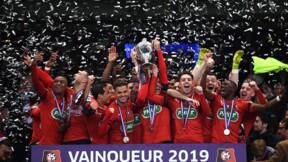 Coupe de France: encore un désastre pour le Paris SG, Rennes triomphe