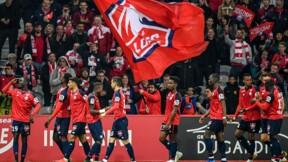 L1: Lille inflige une correction à Nîmes et se rapproche de la Ligue des champions