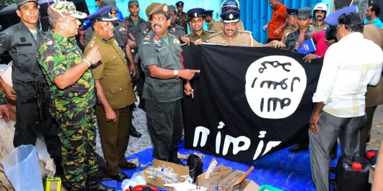 Sri Lanka: l'EI confirme avoir été visé par l'assaut de la police