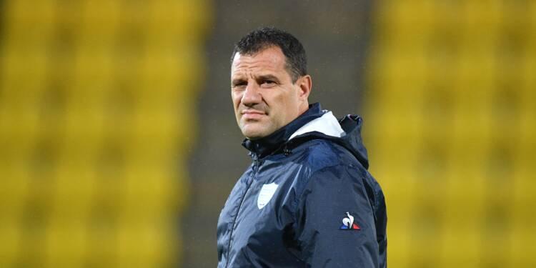 Rugby: Laurent Labit quitte le Racing pour rejoindre l'encadrement du XV de France