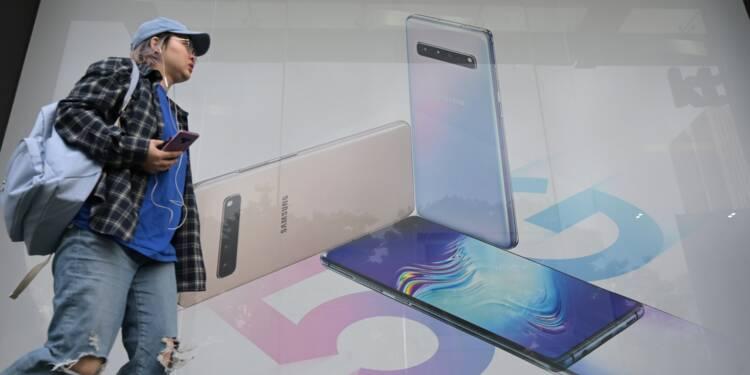 Samsung Electronics annonce un plongeon de son bénéfice au premier trimestre