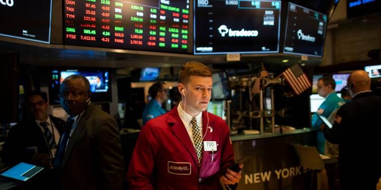 Wall Street ouvre en baisse alors que la tension monte entre Chine et USA