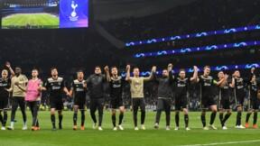 Ligue des champions: l'Ajax prend une option face à un terne Tottenham
